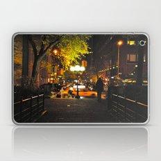 Nocturnal Union Square Laptop & iPad Skin