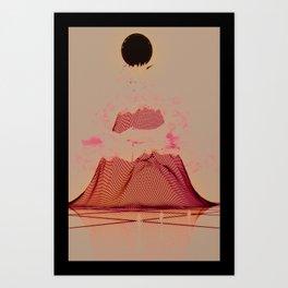 7.18.17 Art Print