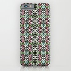 Field of Poppies iPhone 6s Slim Case