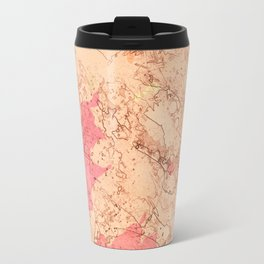 Abstract #১ Travel Mug