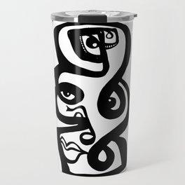 Stacked [Jordan E. Eismont] Travel Mug