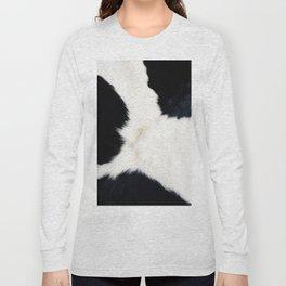 Farmhouse Cowhide Long Sleeve T-shirt