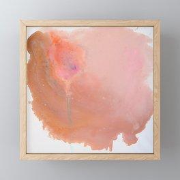 Naked Framed Mini Art Print