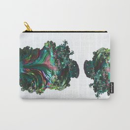 Abstract Fractals Number 35. Carry-All Pouch