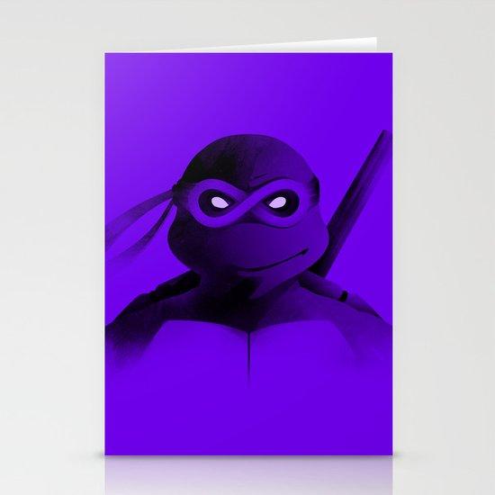 Donatello Forever Stationery Cards