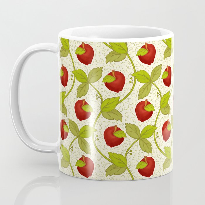 Once upon a time there was an apple Coffee Mug