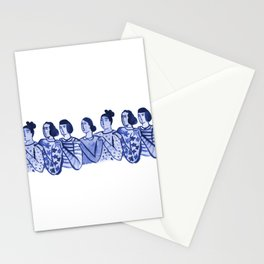 We Got You Girl Stationery Cards