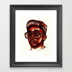-5- Framed Art Print