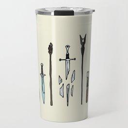 Fellowship of the arms Travel Mug