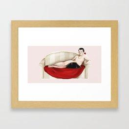 Bonaparte Framed Art Print
