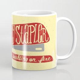 Office Space Coffee Mug