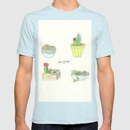 Green Friends T-shirt