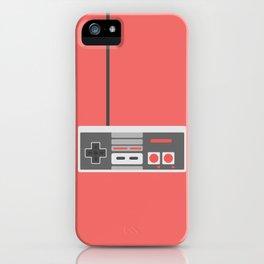 #48 NES Controller iPhone Case