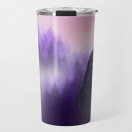 Mythical crow Travel Mug