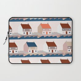 A house by the sea Laptop Sleeve