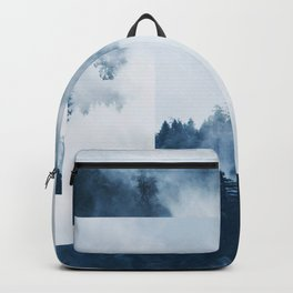 Forest GeoMetric Backpack
