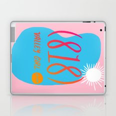 Valley Girl Laptop & iPad Skin
