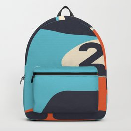 Le Mans Backpack