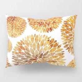 Floral Blaze Pillow Sham