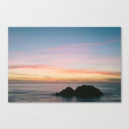 Sutro, San Francisco Canvas Print