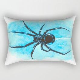 Diamond spider Rectangular Pillow