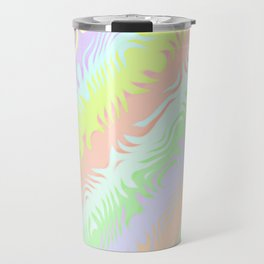 Pastel Rainbow Travel Mug