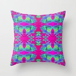 Dragonflies Patterns CB Throw Pillow