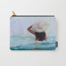 Private Beach Carry-All Pouch