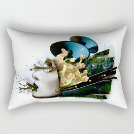 AiVee portrait | Collage Rectangular Pillow