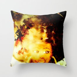 Soul Sister Throw Pillow