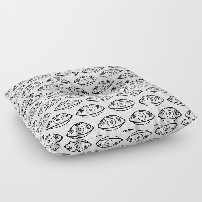 Pancake Floor Pillows Choice Image - home furniture designs pictures