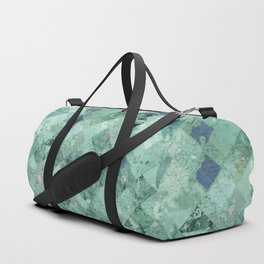 Abstract Geometric Background #31 Duffle Bag