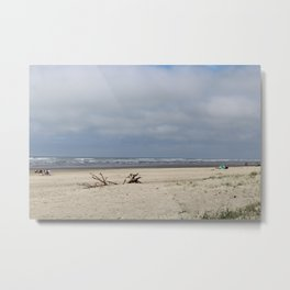 Seaside Dreaming Metal Print
