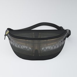 ...over troubled water Fanny Pack