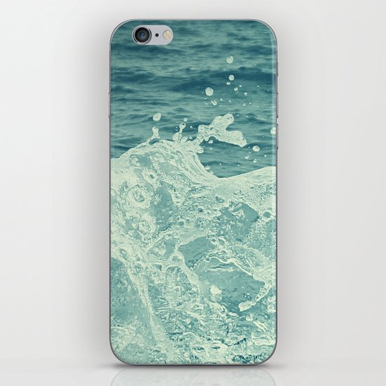 The Sea III. iPhone Skin