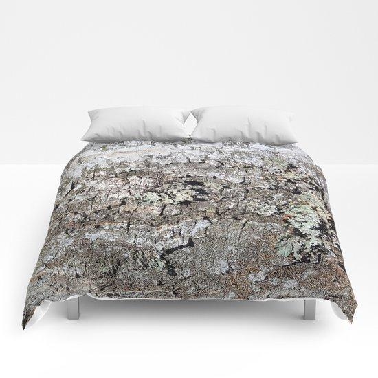 Tree Bark Comforters