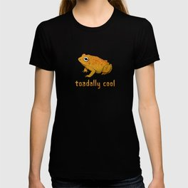 Toadally Cool Psychedelic Toad T-shirt
