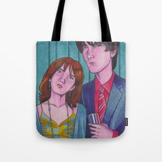 Party Hard (Neville and Hermione) Tote Bag