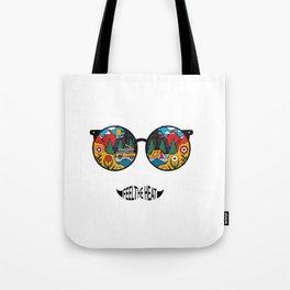 feel the summer Tote Bag