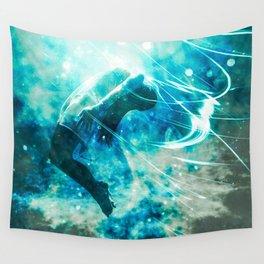 Mermaid Wish Wall Tapestry