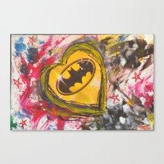 You Are Super Stars Canvas Print