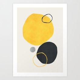 Silan Art Print