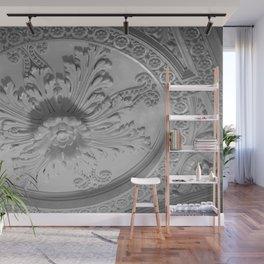 Art Above Wall Mural