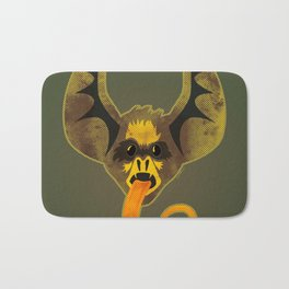 Bat Tongue Bath Mat