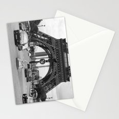 Paris transport Stationery Cards