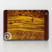 geology iPad Cases featuring Geology 3 by Patricia Howitt