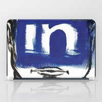 instagram iPad Cases featuring O'Prime instagram by O'Prime