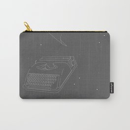 Typewriters in Space Carry-All Pouch