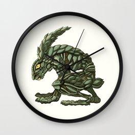 run rabbit Wall Clock