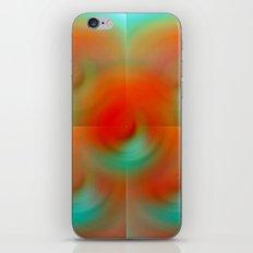 carrot and eggplant iPhone & iPod Skin